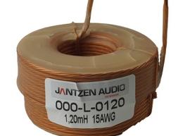 Jantzen Air core litz wire coil
