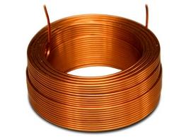 Jantzen Air core wire coil