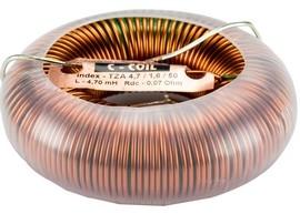 Jantzen C-coil Toroidial core