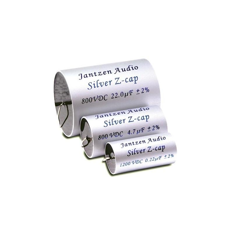 Jantzen silver Z - Cap