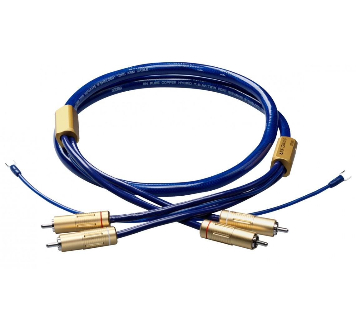 Ortofon 6NX-TSW1010R Phono RCA-kabel