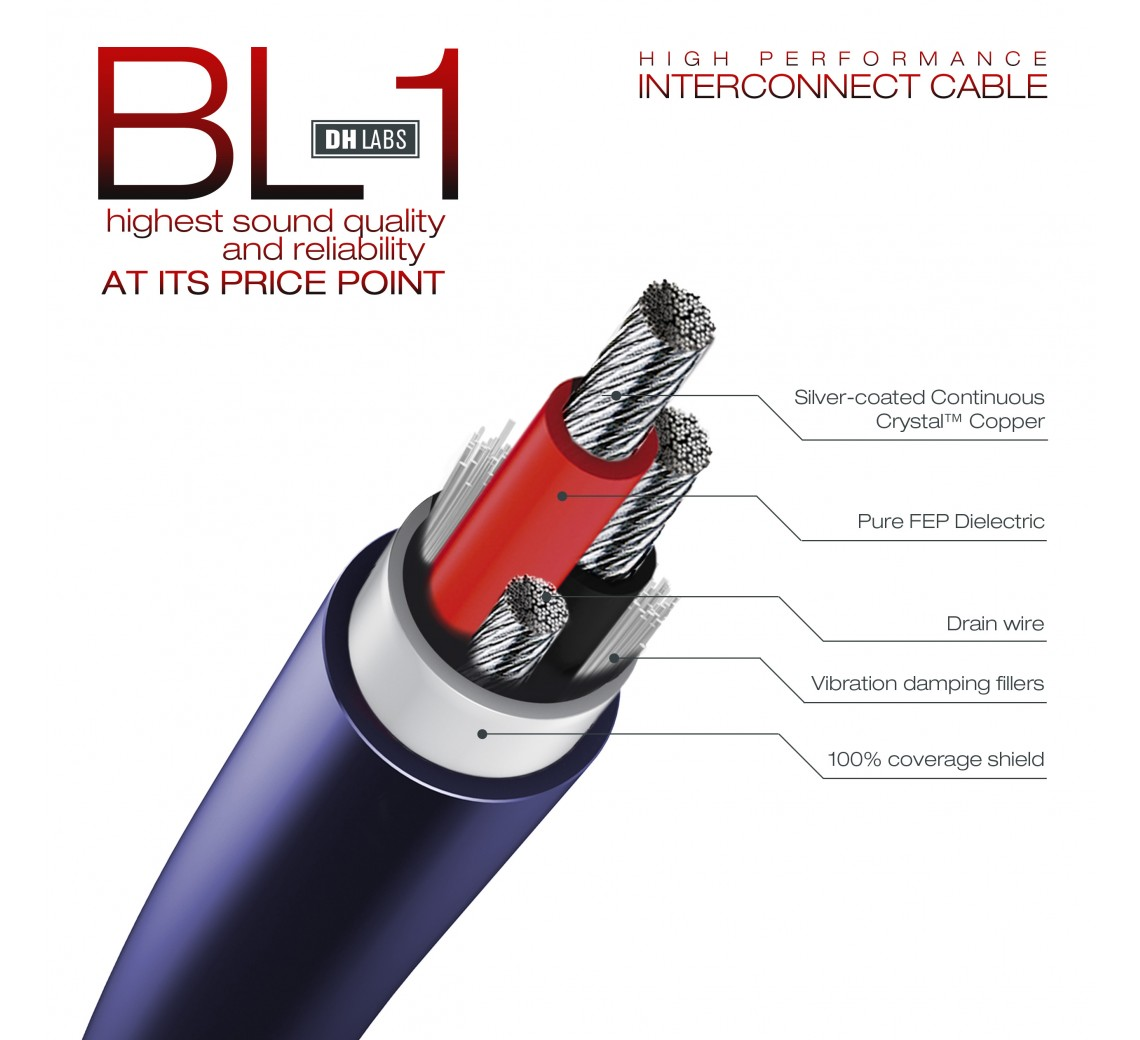 DH Labs BL-1 Serie 2 RCA-01