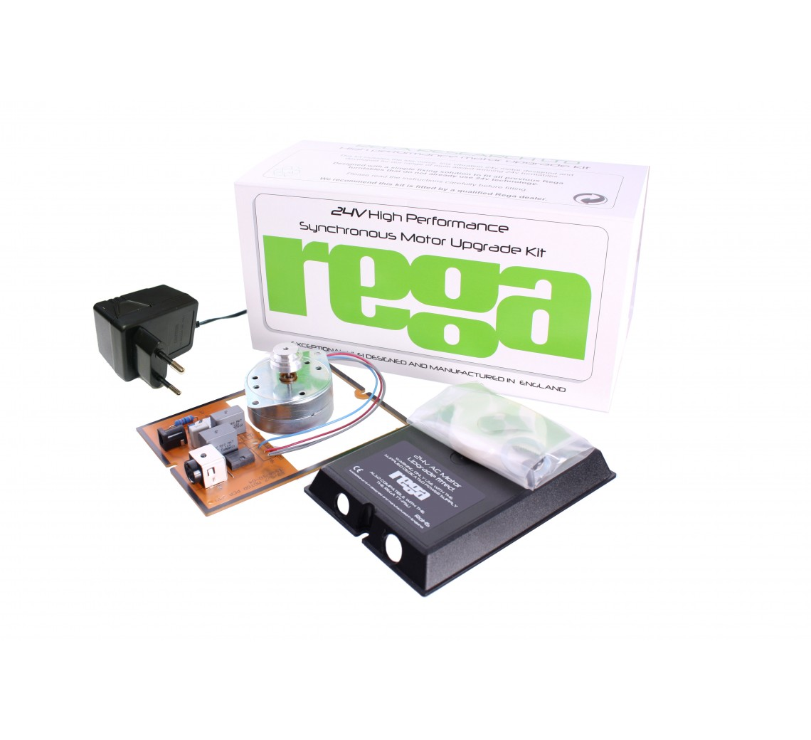 Rega Motor-upgrade