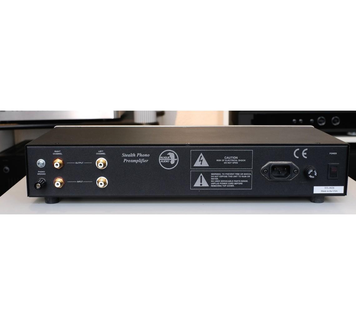 Rogue Audio Stealth MM/MC-01