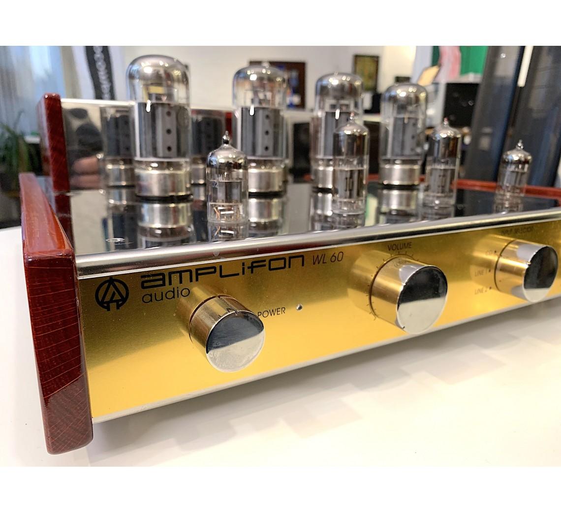 Amplifon WL-60 integreret rør forstærker