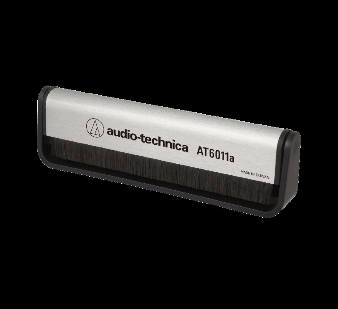 Audio Technica AT6011a kulfiber pladebørste
