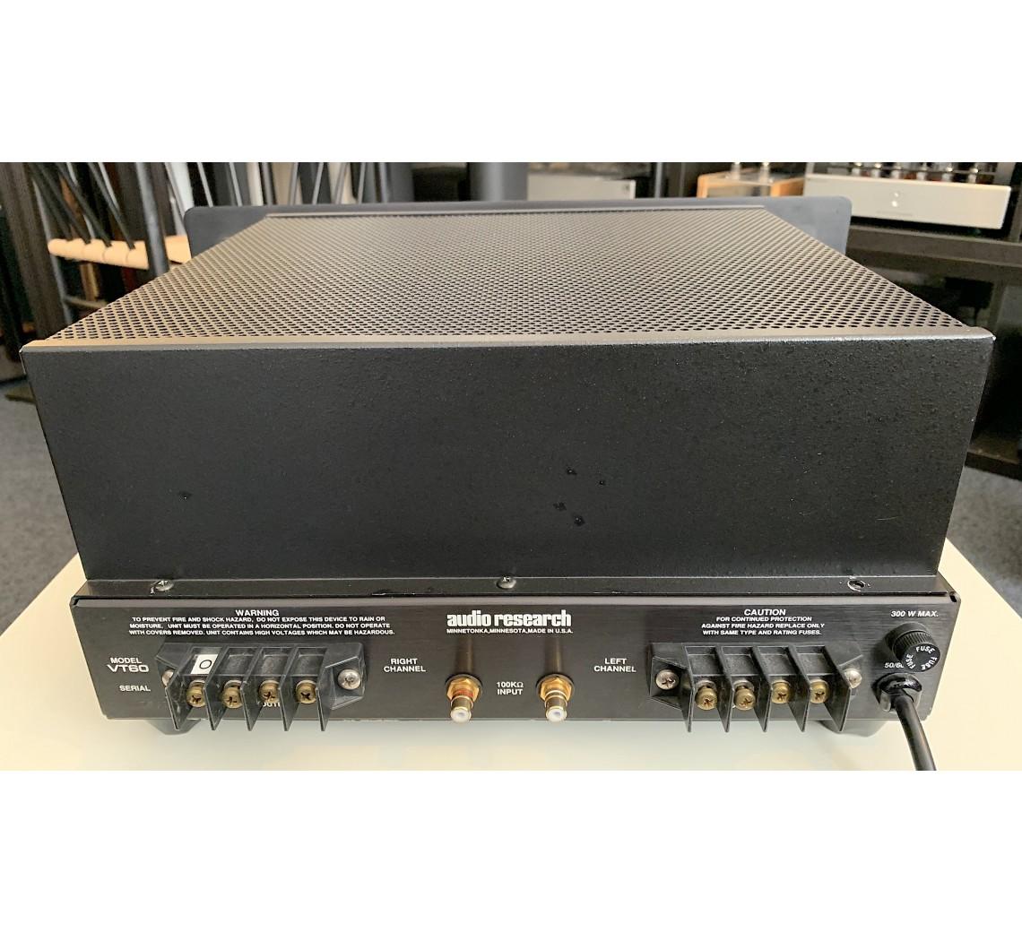 Audio Research VT60 SE rør effektforstærker-01