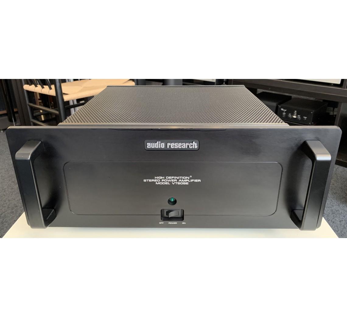 Audio Research VT60 SE rør effektforstærker