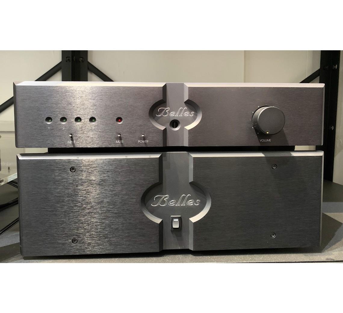 Belles VT-01 / SA-100 forstærker-sæt