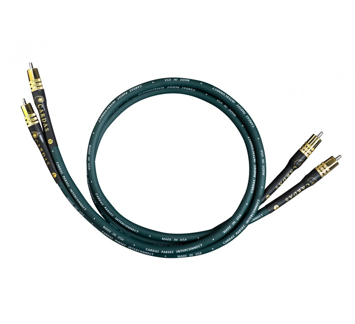 Cardas Parsec Signalkabel - RCA