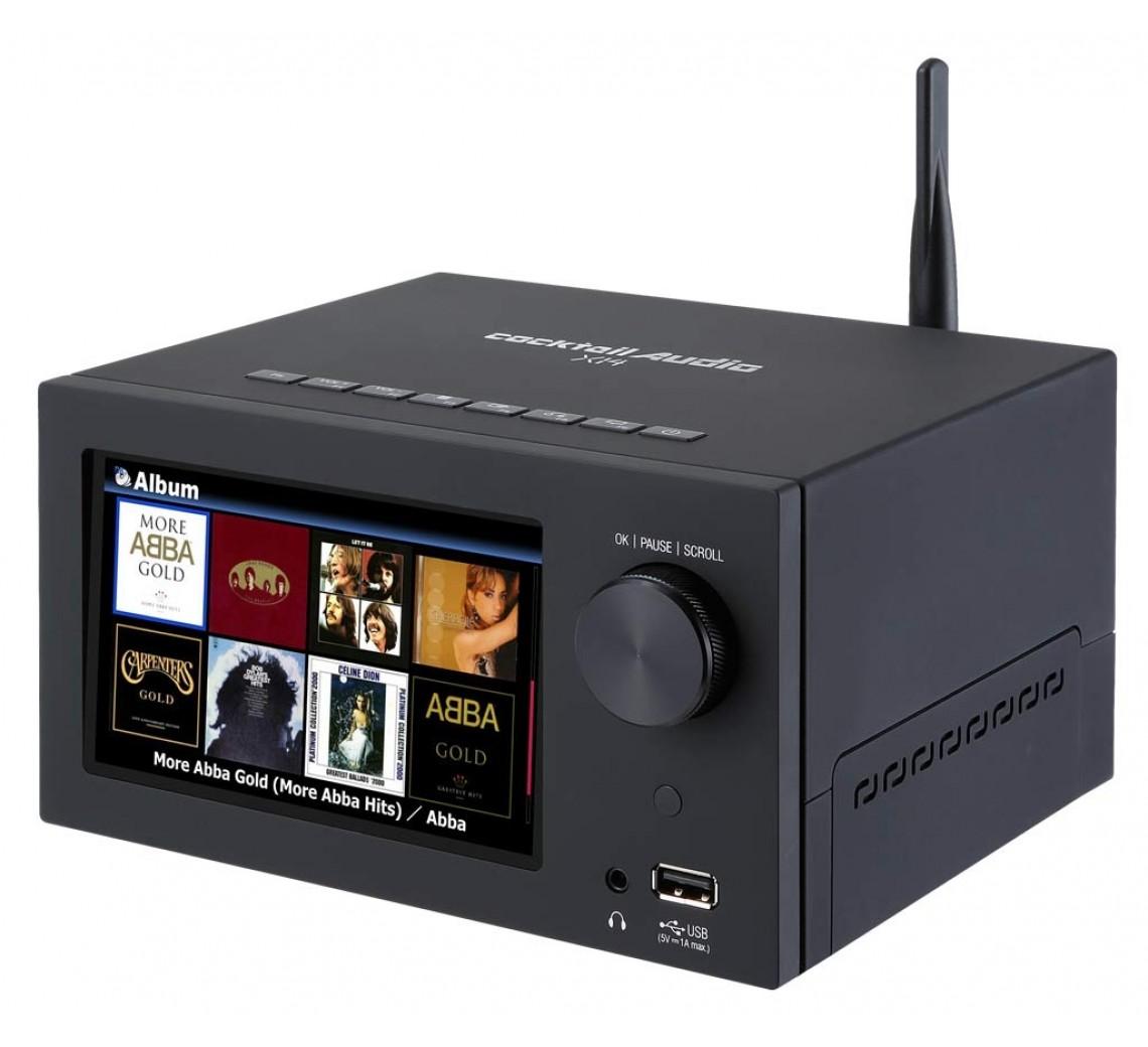 Cocktail Audio X-14 streamer alt-i-ét-anlæg
