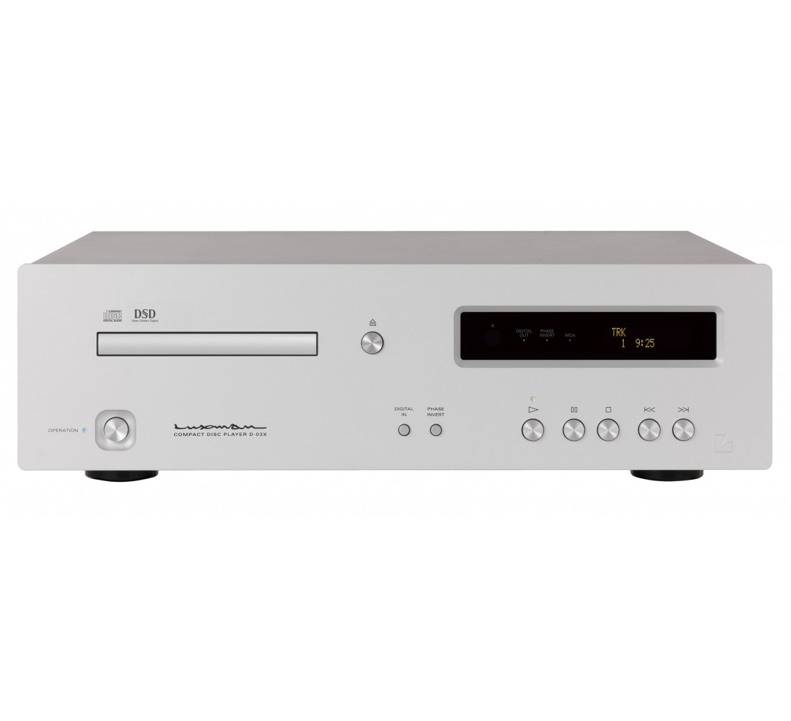 Luxman D-03x CD-afspiller