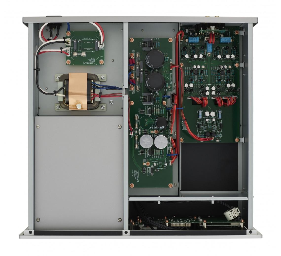 Luxman D-03x CD-afspiller-01