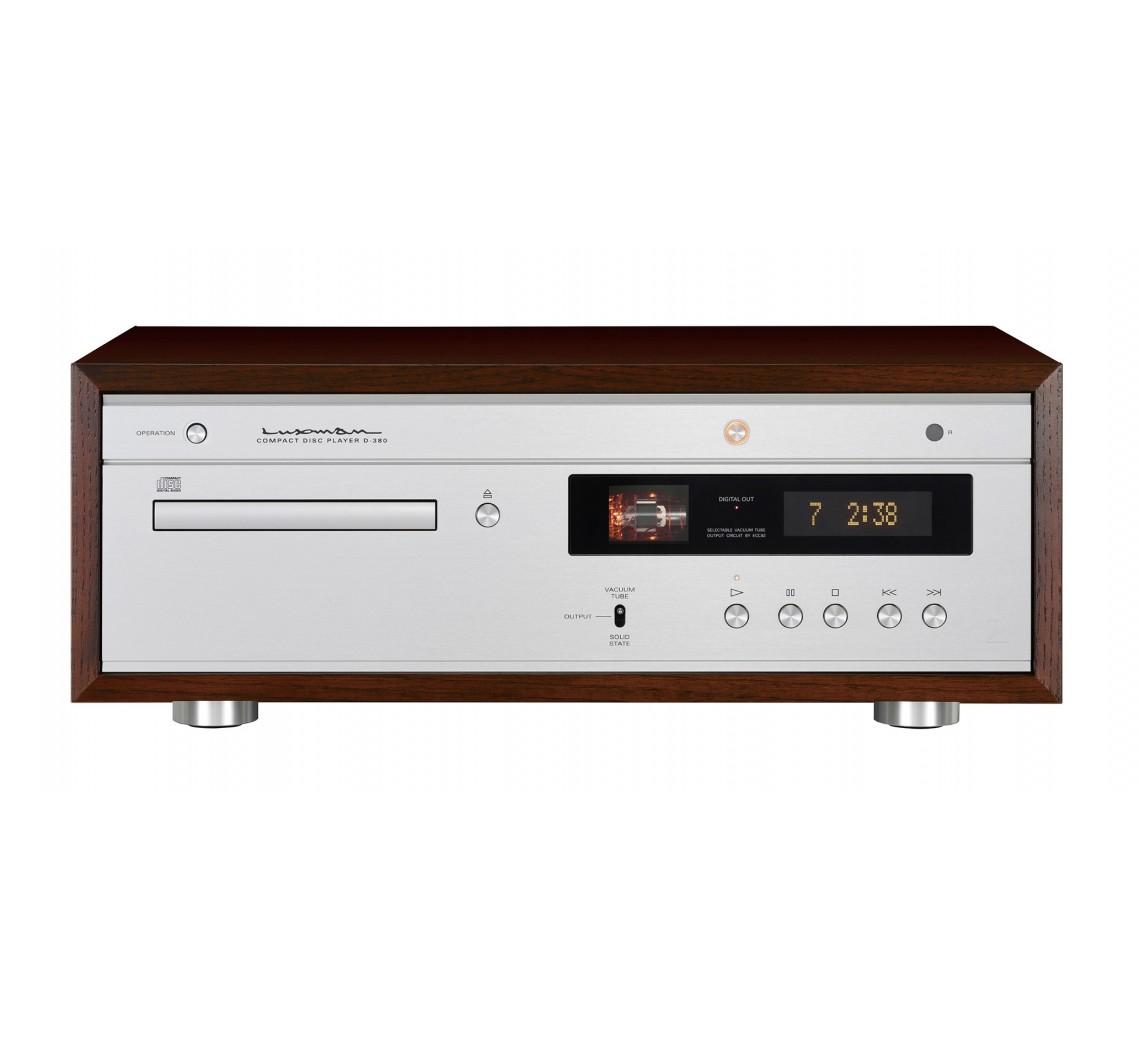 Luxman D-380 CD-afspiller