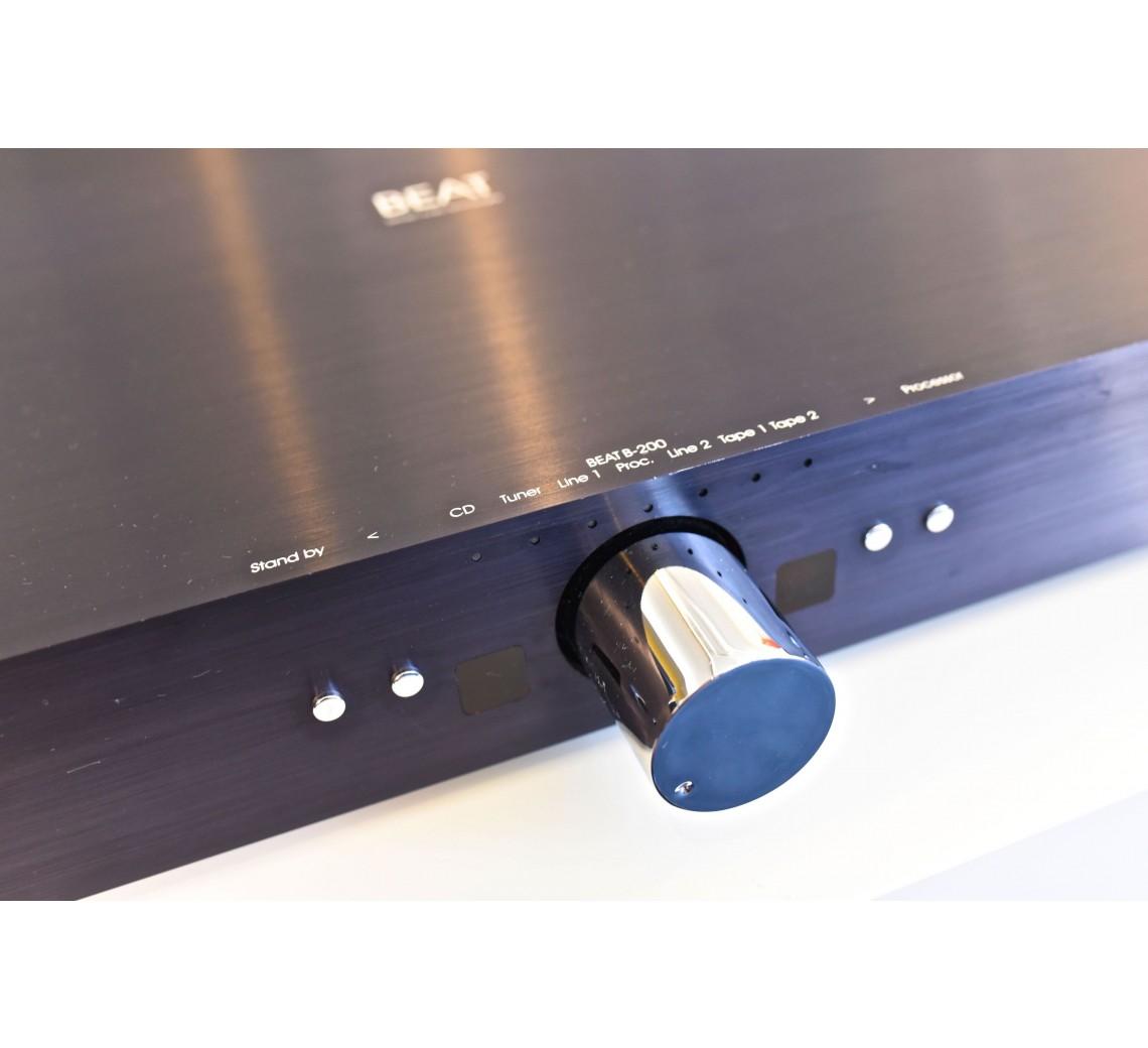 Densen Beat B-200 forforstærker-01