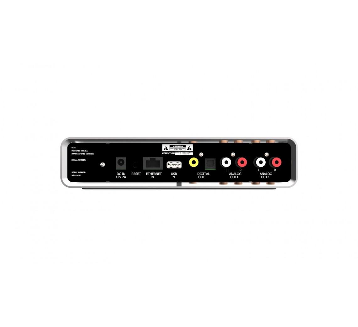 Elac Discovery streamer-01