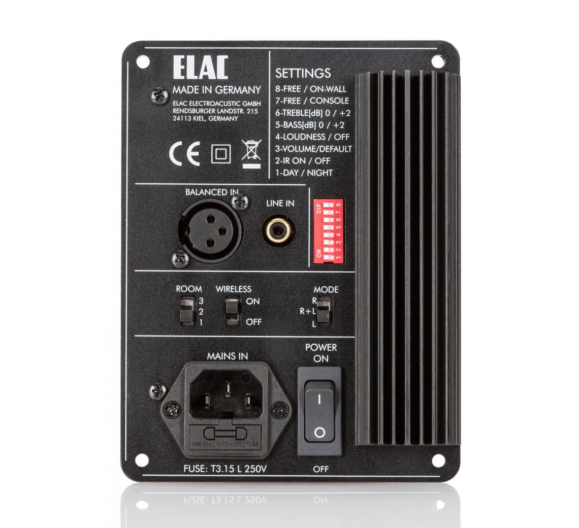 ELAC Air-X 403 Sort Hg. (Aktiv)-01