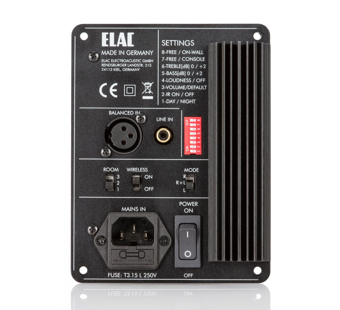 ELAC Air-X 407 Hvid Hg. (Aktiv)-01