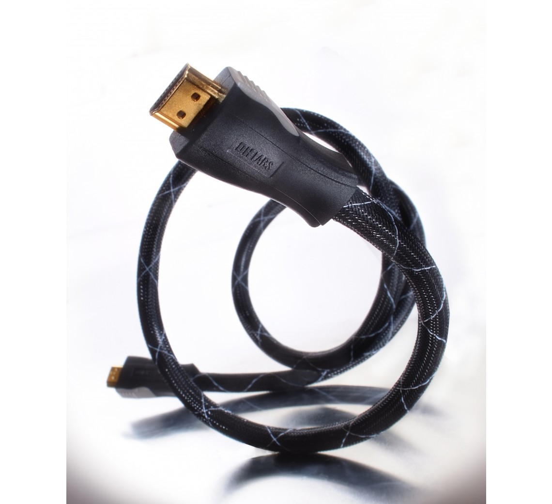 DH Labs HDMI 2.0 Silver