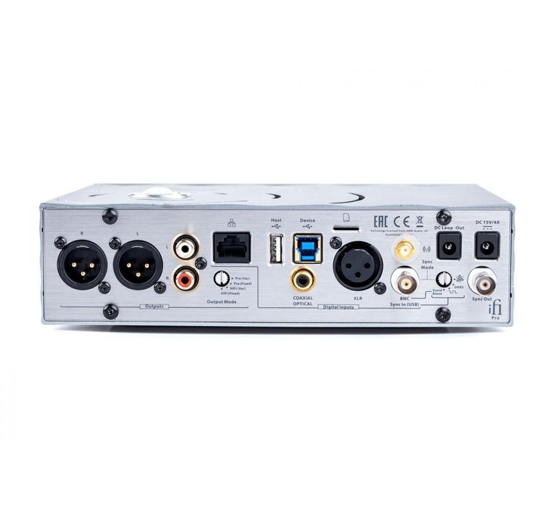 iFi iDSD Pro DAC/Streamer-01