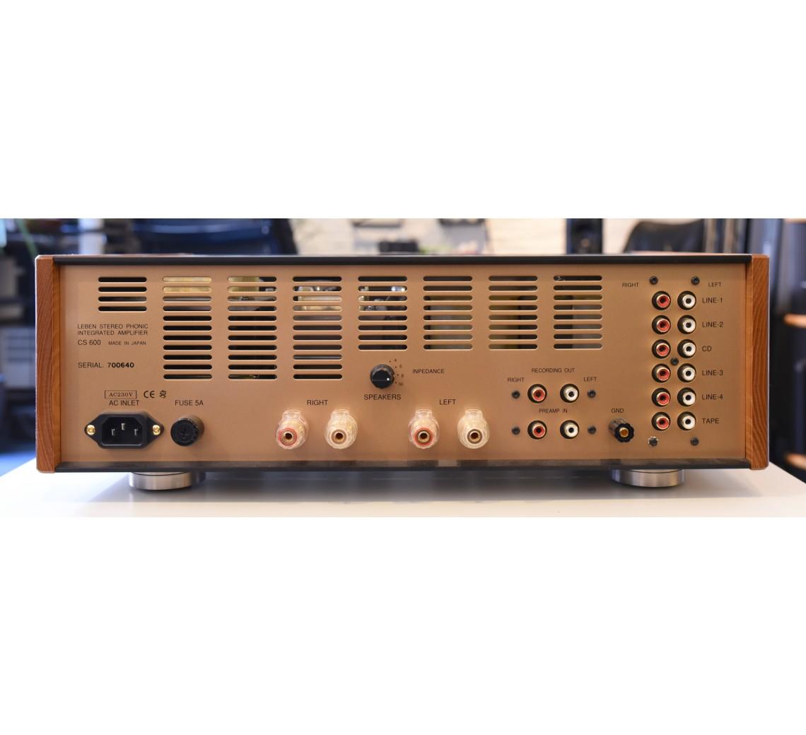 Leben CS-600-01