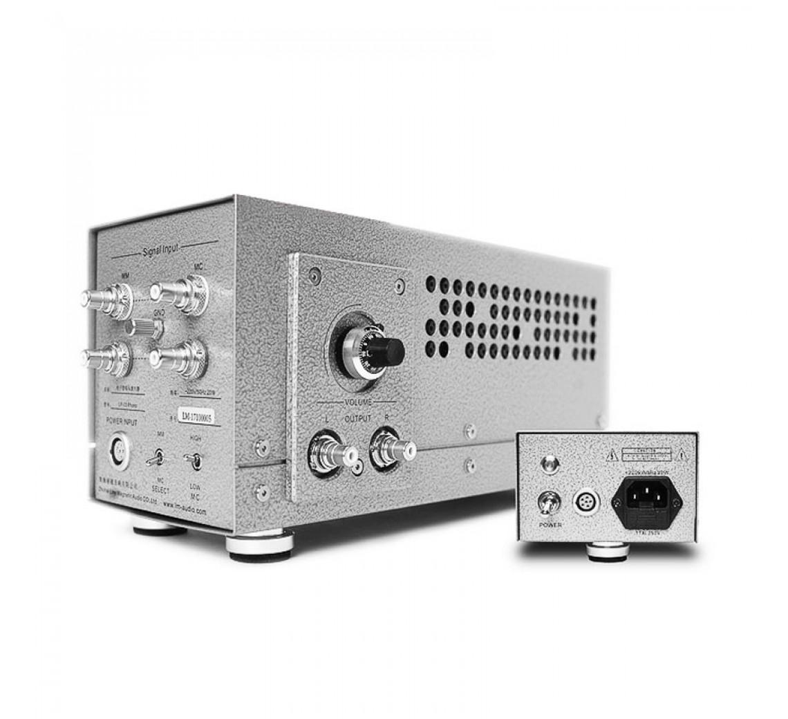 Line Magnetic LP-33 MM/MC