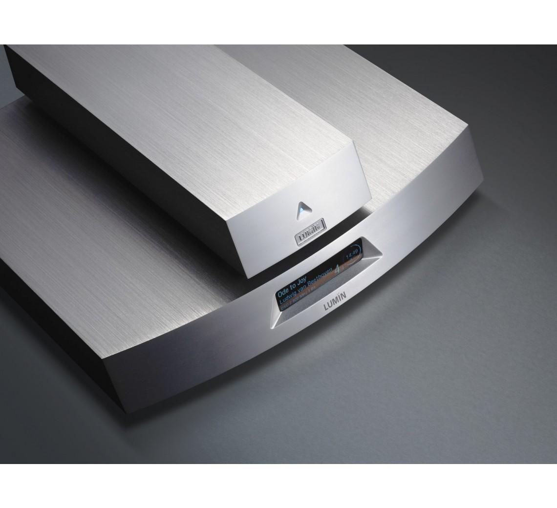 Lumin Upgrade PSU Silver Stacked