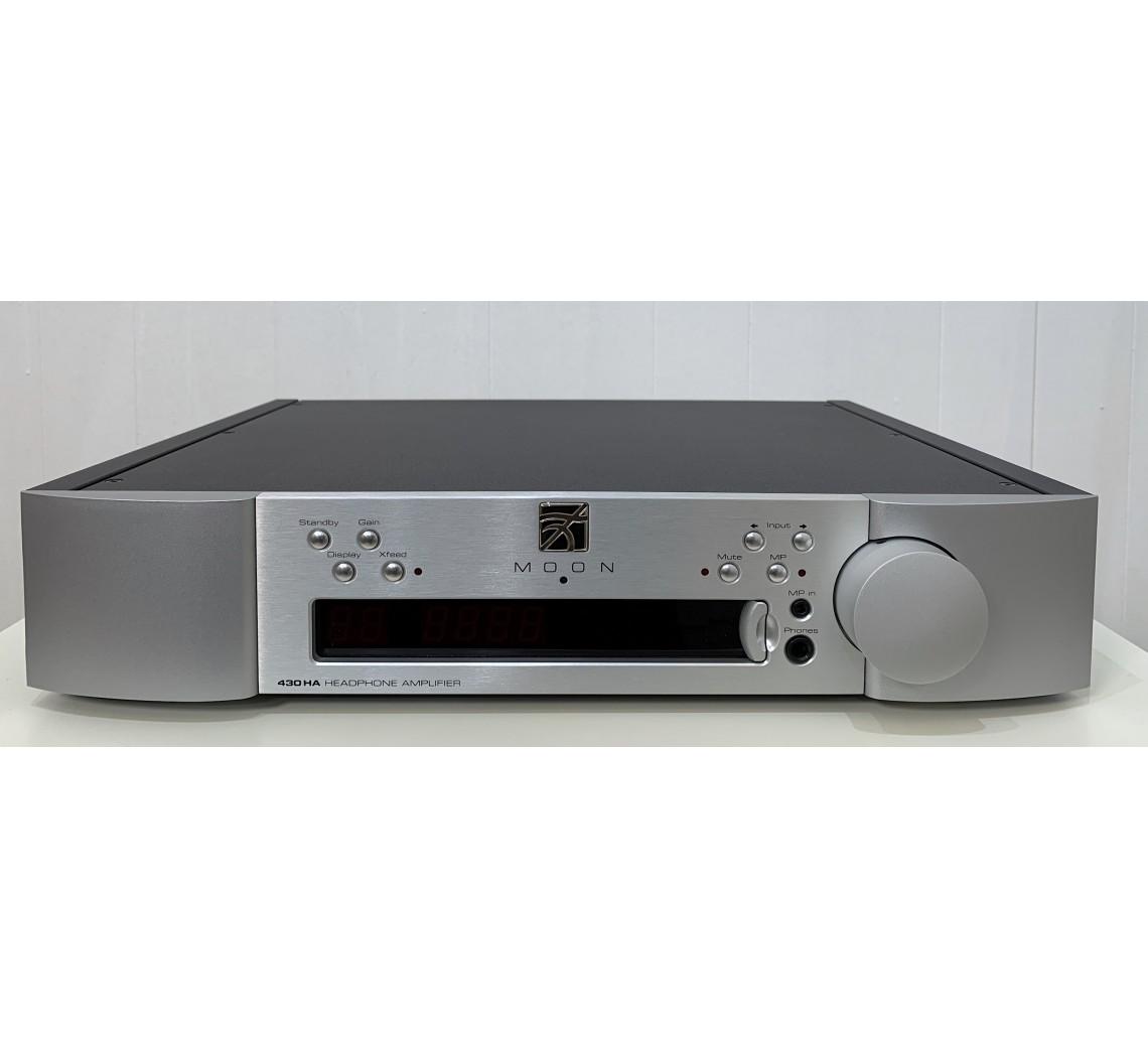 SIMAUDIO Moon 430 HAD hovedtelefon-forstærker m/DAC (kundesalg)