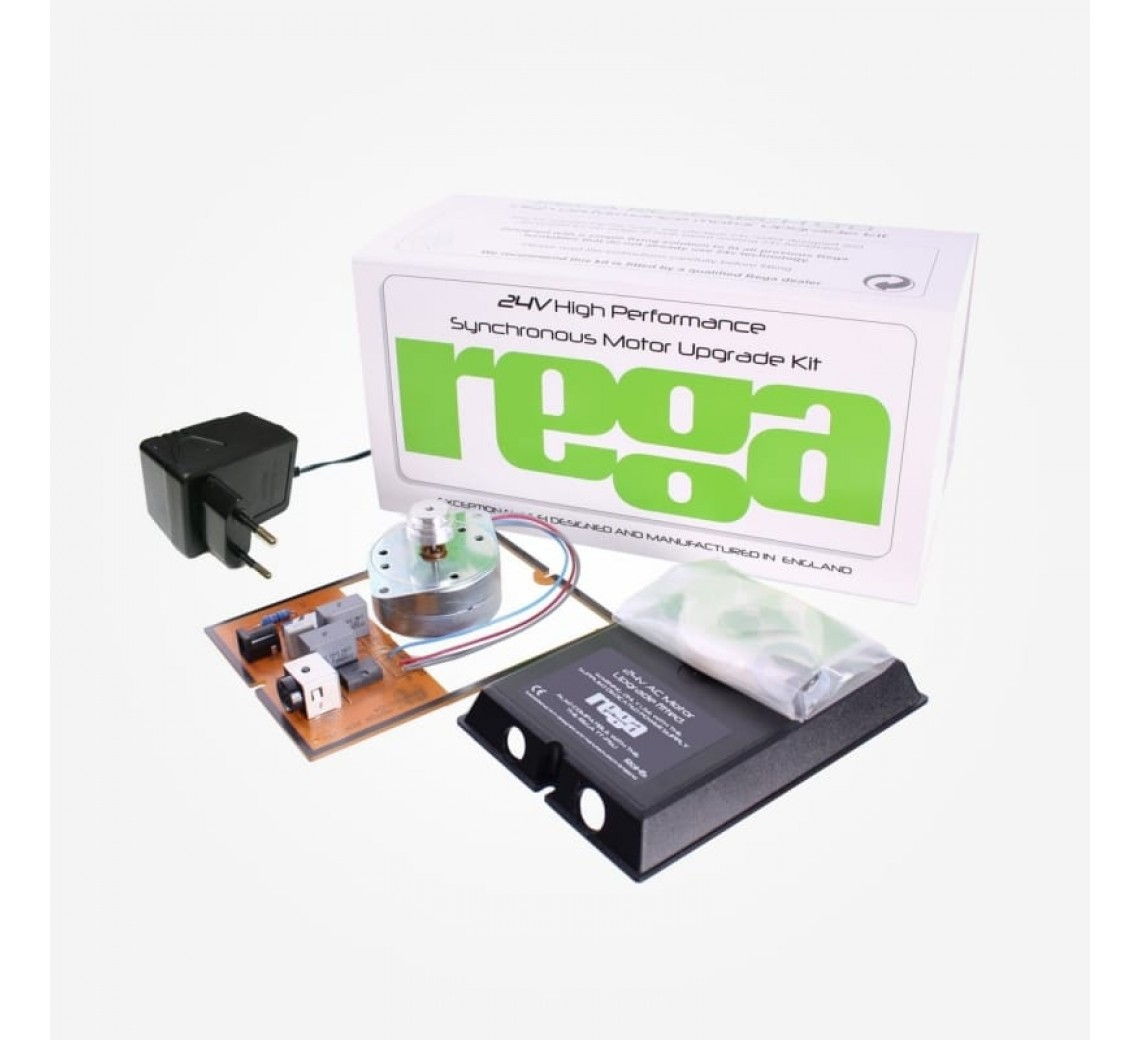 Rega Motor-Upgradekit 24V