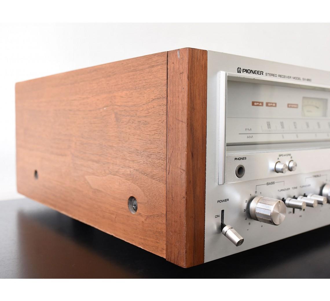 Pioneer SX-850 receiver-01