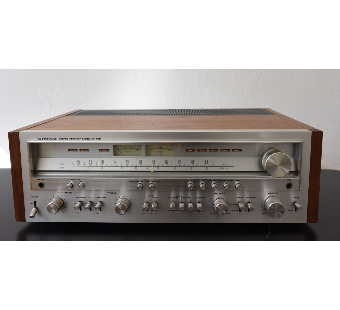 Pioneer SX-850 receiver