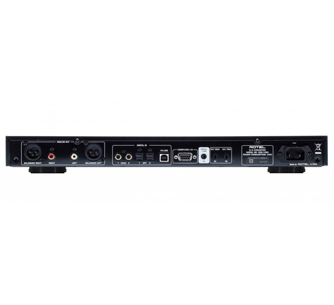 Rotel RDD-1580 DAC-01