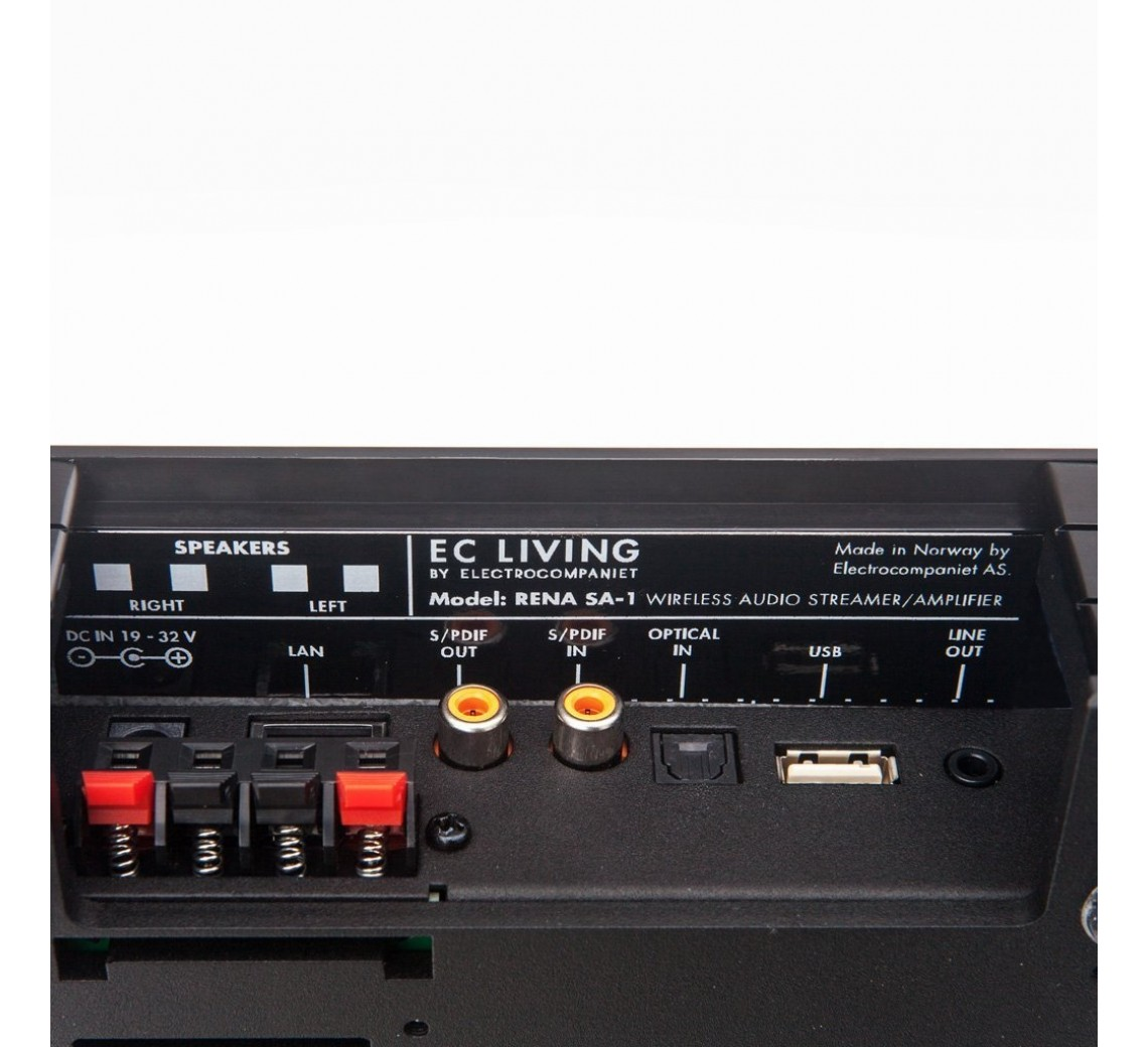 ELECTROCOMPANIET RENA SA-1-03