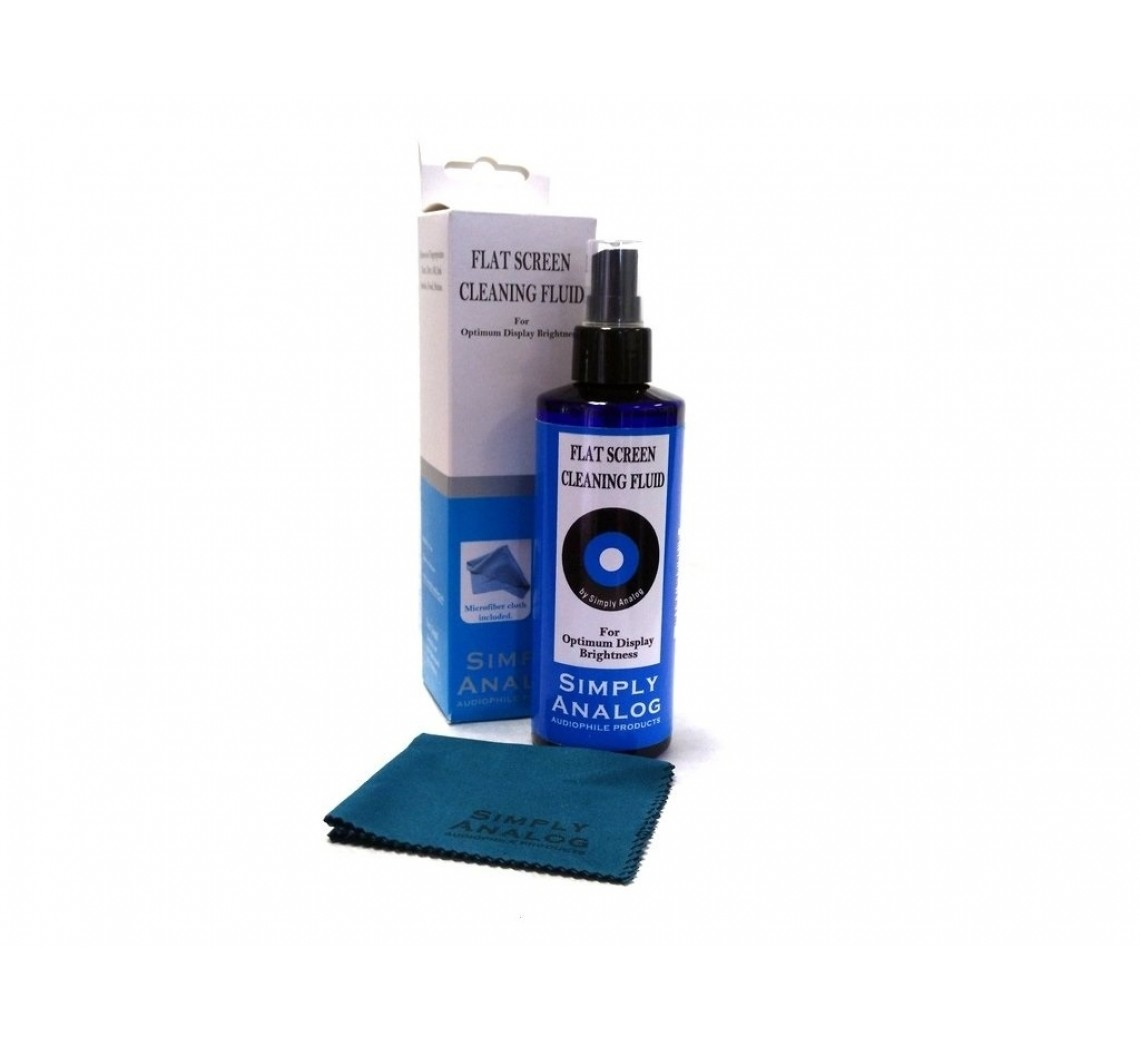Simply Analog Flat Screen Cleaner