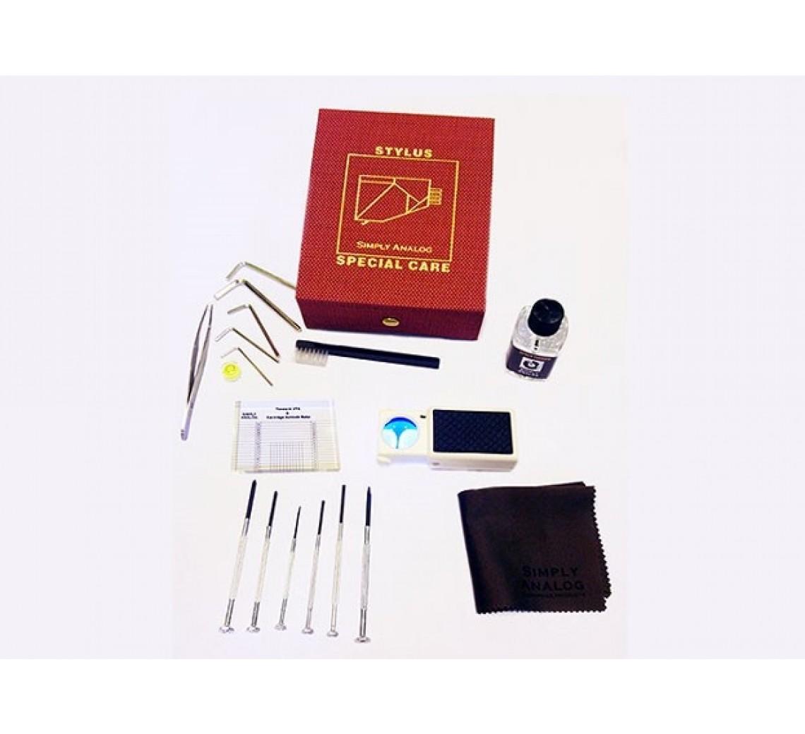 Simply Analog Mont./Rengørings Kit