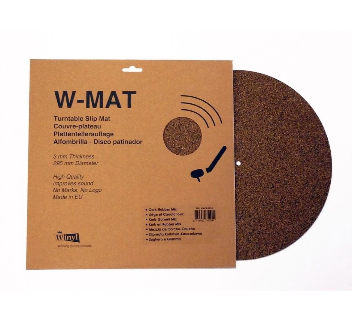 Winyl W-Mat Kork/Gummi