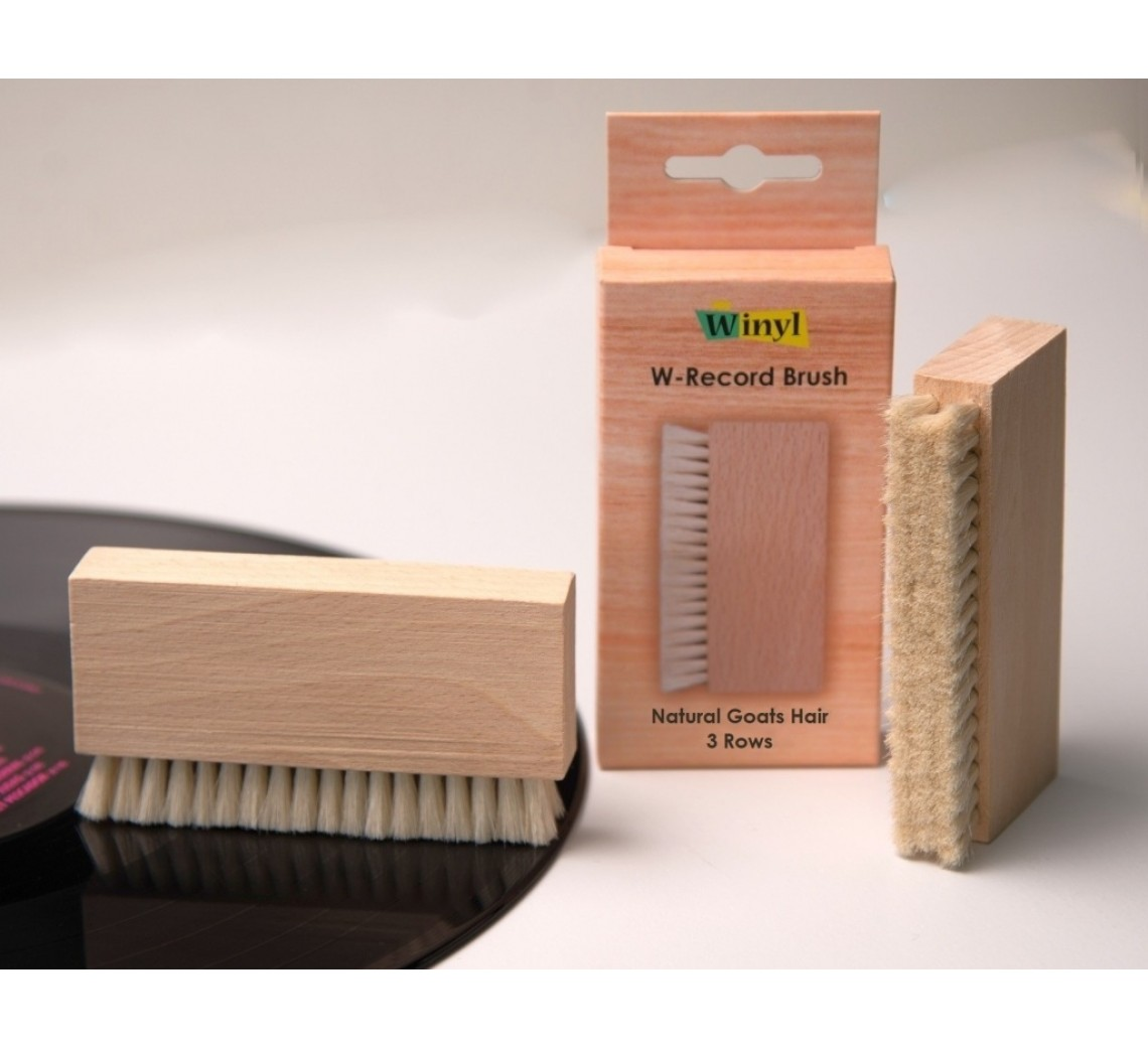 Winyl W-Record Brush