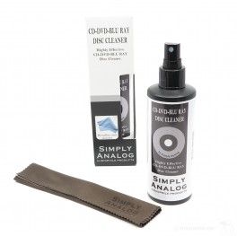 Simply Analog CD/DVD/BluRay Cleaner-20