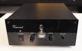 Vincent KHV III hovedtelefon forstærker m/rør-20