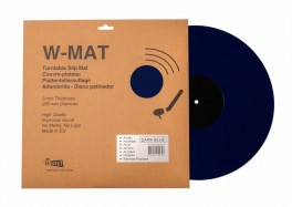 Winyl W-Mat Blå Akryl-20