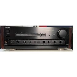 Sony TA-F770ES forstærker med CDP-77CES cd-afspiller