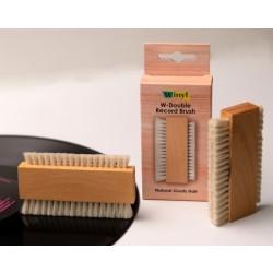 Winyl W-Double Record Brush